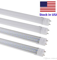 4ft led tube light t8 led light tubes 4 ft 4feet 18w 22w bulbs lamp4ft led [ 1000 x 1000 Pixel ]