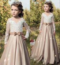 Girls Long Sleeve Dresses | All Dress