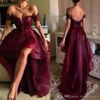 Prom Dress Short Front Long in Back in the The