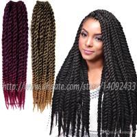 Crochet Hair Extensions Havana Mambo Twist Braid Kanekalon ...