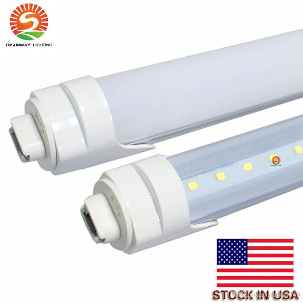medium resolution of stock led t12 8ft tube 45w 5000lm t8 led 8 foot daylight bulbs 6000k 6500k led tube price led tube replacement from sunway168 78 41 dhgate com