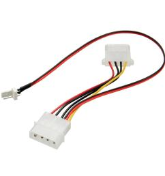 wholesale new arrival 3 pins to 4 pins ide power connector cable extension cord adapter for pc cpu fan computer cables connectors computer power cables  [ 1200 x 1200 Pixel ]