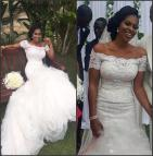 Nigerian African Wedding Dresses