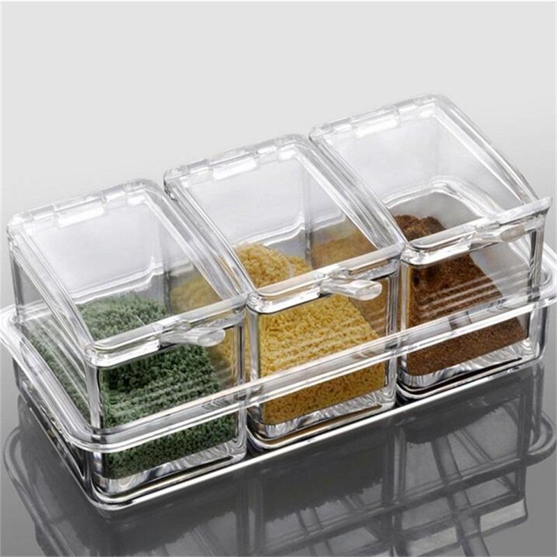cheap kitchen supplies design naperville transparet plastic seasoning box case condiment boxes for atomizer best velvet rose
