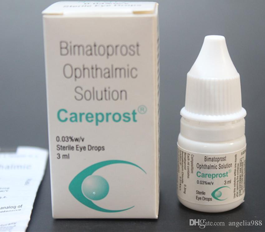 Wholesale  Bimatoprost Ophthalmic Solution Sealed Eye Care Careprost Eyelash Growth Serum