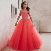 Glitz Kids Pageant Ball Gown Dress Girls Pageant Interview ...
