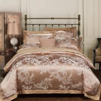 Luxury Bedding Sets Embroidered Wedding Duvet Cover Set ...