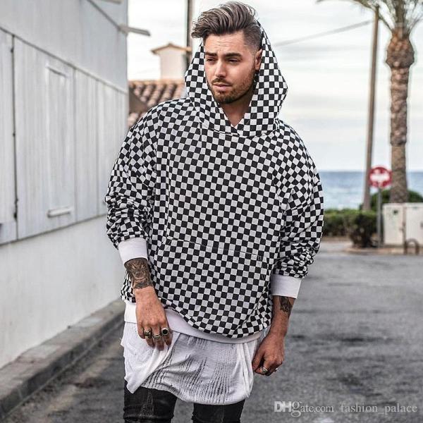 2018 Black Men Clothing Style