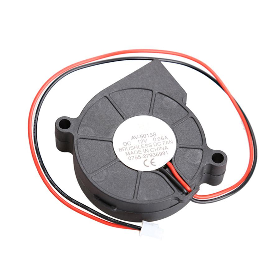 hight resolution of 2019 wholesale dc 12v 0 06a 50x15mm black brushless cooling blower fan 2 wires 5015s best price from sophib 33 59 dhgate com