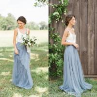 Two Piece Bridesmaid Dresses | All Dress