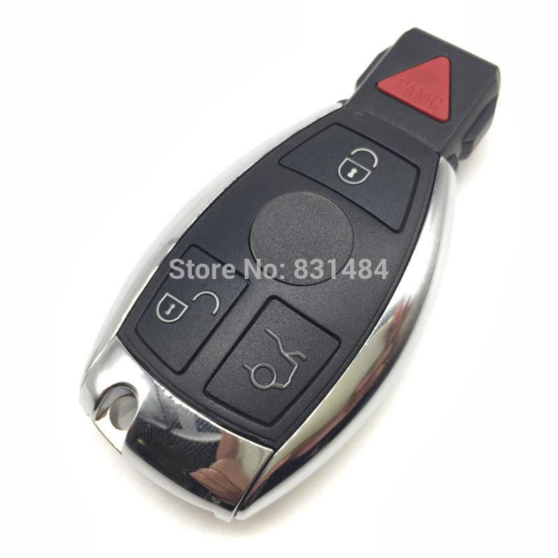 Car Remote Smart Key With 3 Button Auto Remote Smart Key For Kia
