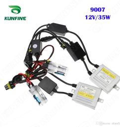 12v 35w x3 canbus hid conversion xenon kit 9007 xenon bulb car hid 9007 lamps 9007 hid wiring lights [ 1000 x 1000 Pixel ]