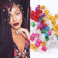 2018 Wholesale Hair Beads Braids Dreadlock Beads ...