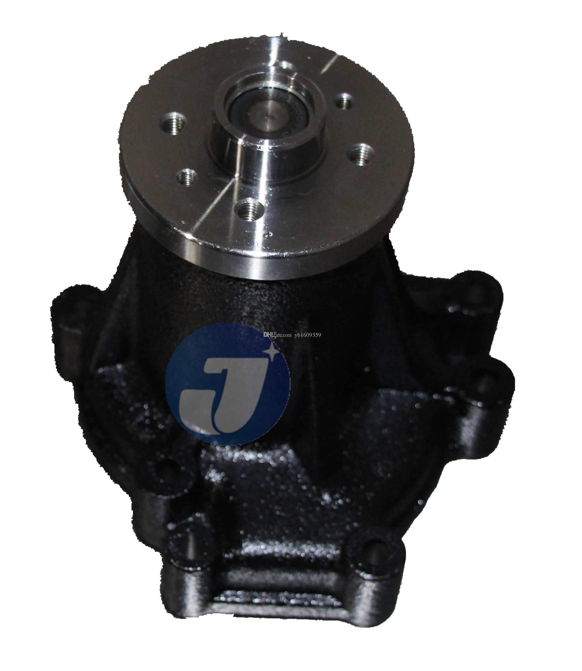 hight resolution of 8 98038845 0 isuzu water pump ass y 8980388450