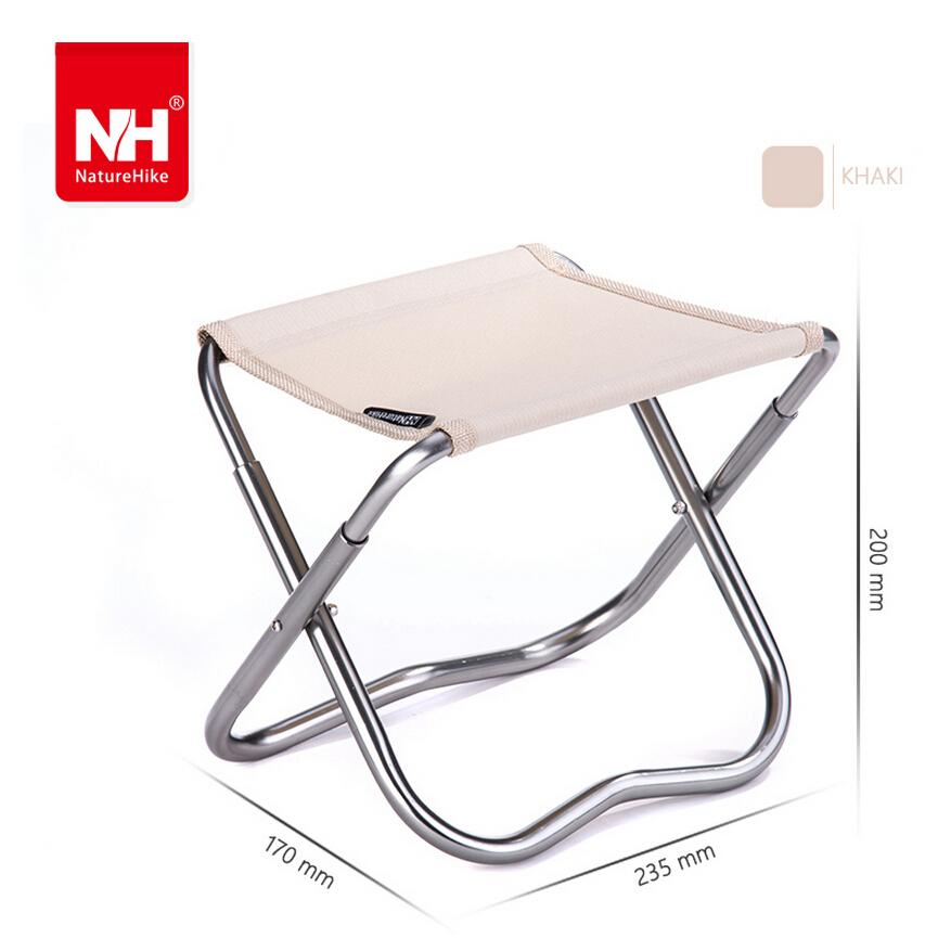 fishing chair small cheetah print chairs 2018 wholesale white outdoor leisure stool aluminum alloy multifunctional folding nh15z011 d from stem 34 94 dhgate com