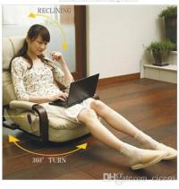 2018 Floor Swivel Recliner Chair 360 Degree Rotation ...