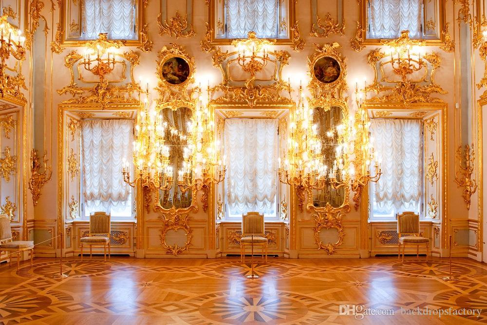 Interior Grand Palace Peterhof