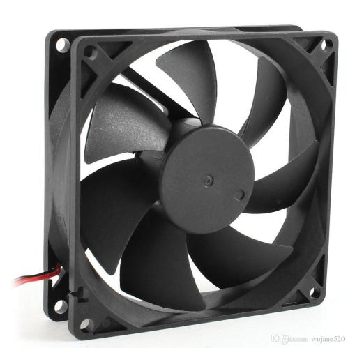 small resolution of dc 6015 12v 24v cpu cooling fan pc cooler for laptop computer 7 blade quite sleeve ball bearing type cpu cooler pc fan 12v pc case fan wiring online with