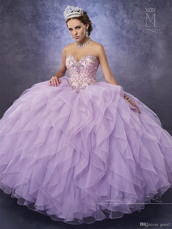 52017bdcf4 quinceanera dress 2384 quinceanera dresses and vestidos. lilac quinceanera  dresses 2017