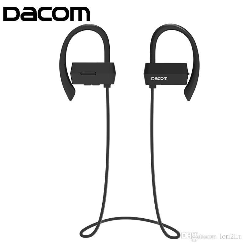Dacom G18 Sports Bluetooth Headphones IPX4 Anti Water In