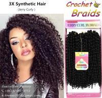 Crochet Braid Freetress Deep Twist Synthetic Braiding Hair ...
