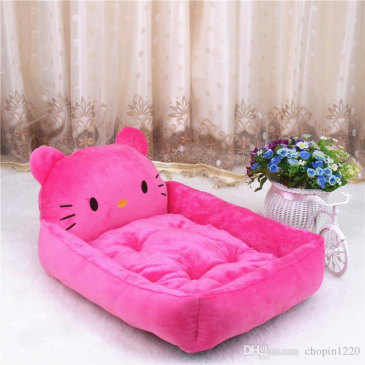 big dog sofa bed arm rest cute animal hello kitty cartoon large beds mats teddy pet dogs cat for house blanket cushion puppy supplies s xl canada 2019 from