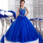 Royal Blue Dresses for 11 Year Olds