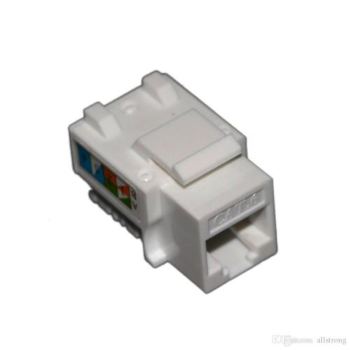 small resolution of utp cat 6 keystone jack for utp cat 6 network cable 250 mhz 1g bps fluke passed long ethernet cables network cables from allstrong 40 38 dhgate com