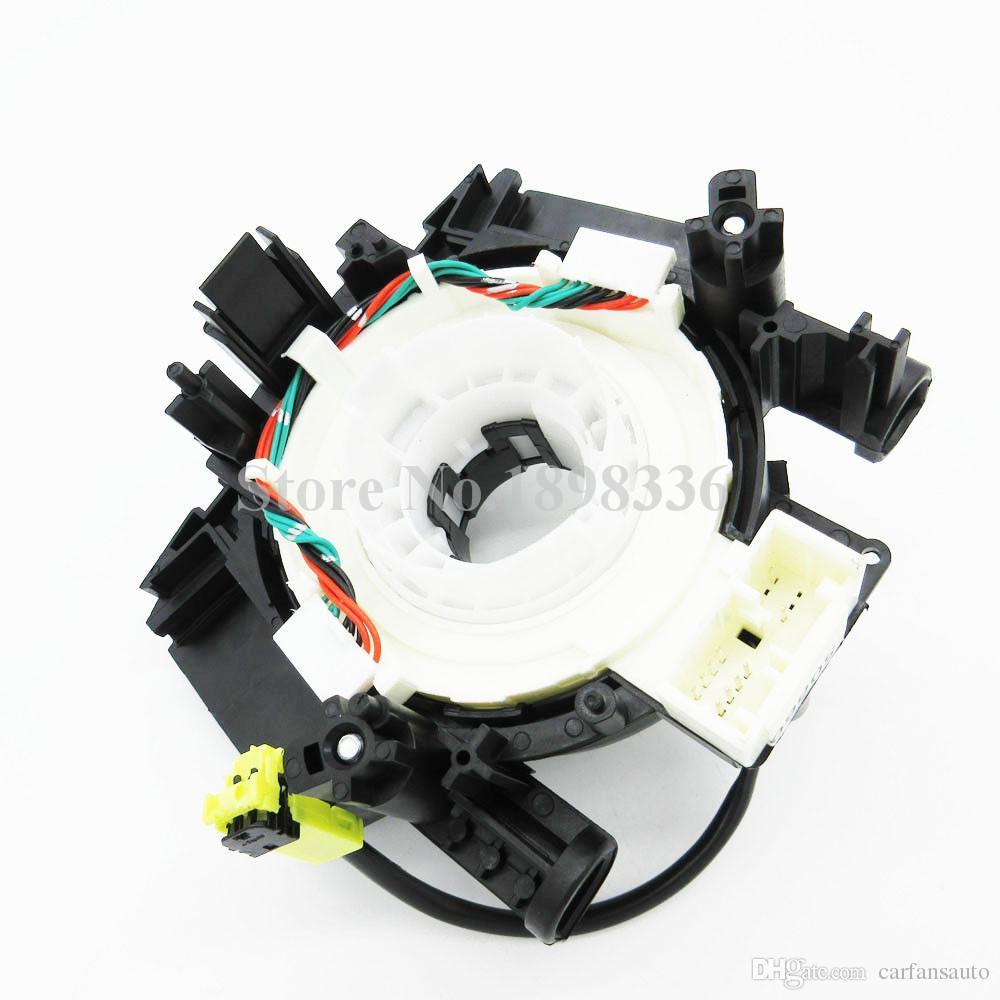 medium resolution of clock spring airbag spiral cable 25567 eb60a 25567eb60a b5567 cy70d b5567cy70d for nissan livina tiida navara d40 pathfinder r51 discount auto parts