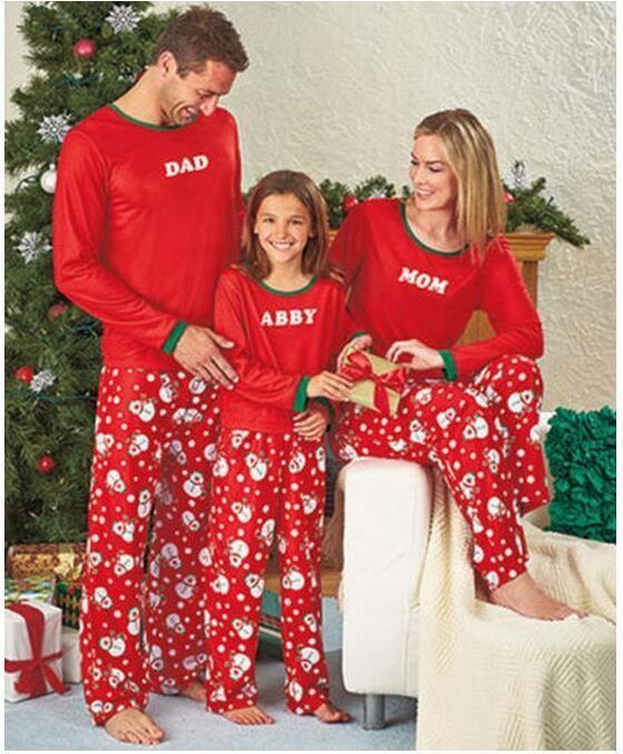 Mother Daughter Matching Christmas Pajamas Breeze Clothing