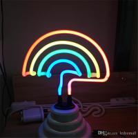 Rainbow Night Light - Home Design