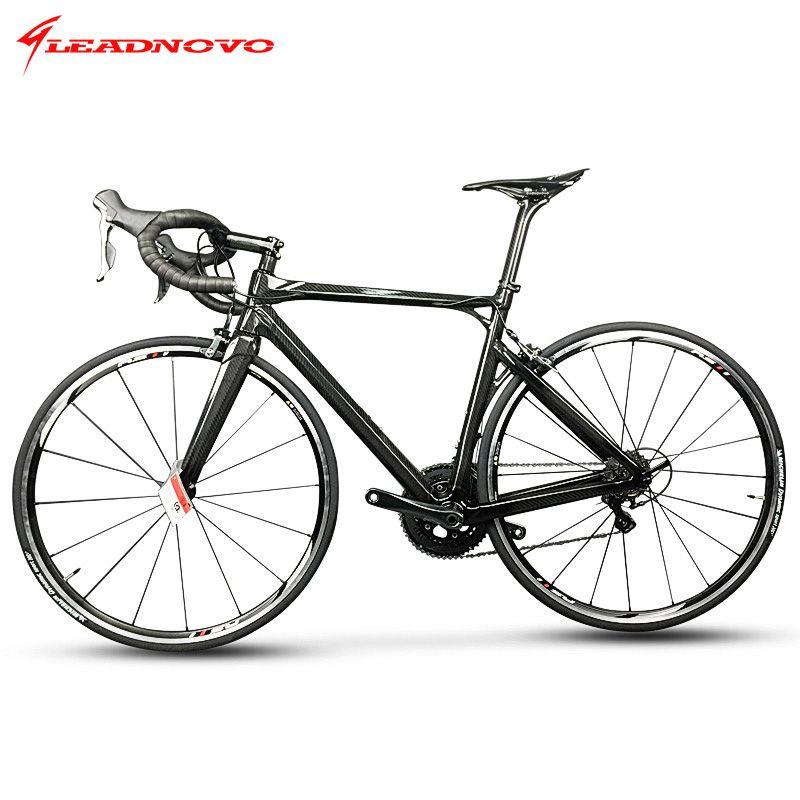 Complete Road Bike Full Carbon Fiber Frame + Alloy Rs11