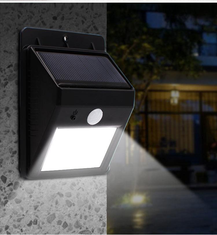 Solar Powered Outside Lights