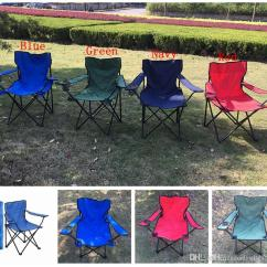 Fishing Chair With Arms Wingback Dining Room Chairs Folding Camping Arm Cup Holder Outdoor Foldable Fold Up Seat Deck Beach B1331 Directors Picnic Table