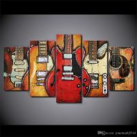 Guitar Canvas Art | www.pixshark.com - Images Galleries ...