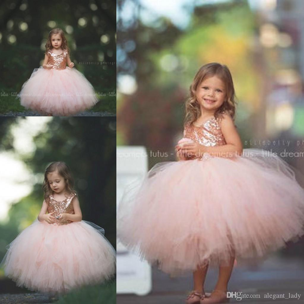 c3f1cc98a Rose Gold Flower Girl Dress Australia - raveitsafe