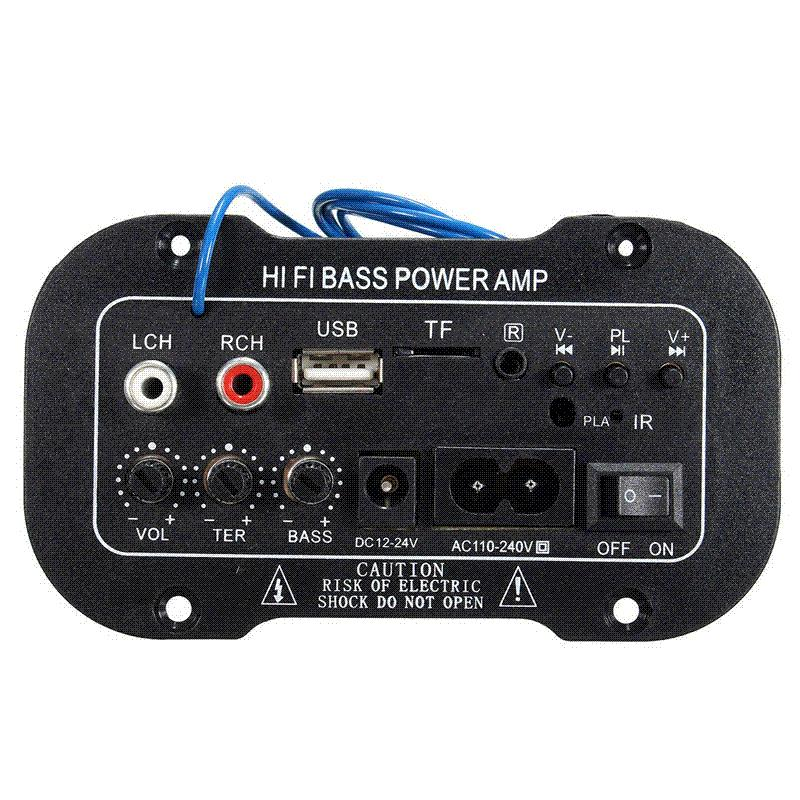 Hi Fi Dx Bass Circuit