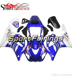 full fairings for yamaha yzf 1000 r1 98 99 yzf r1 1998 1999 abs motorcycle fairing kit bodywork fiat kastinee 27 blue white bodywork cruiser motorcycle  [ 1000 x 1000 Pixel ]
