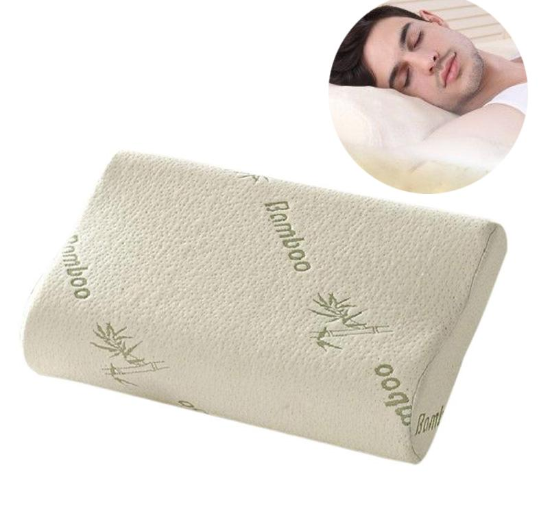 Wholesale Top Quality Bamboo Fiber Pillow Slow Rebound