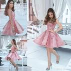 Pink Homecoming Dress 2018