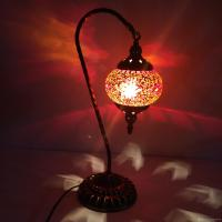 Exotic Turkey lamp The bedroom chandeliers Romantic lamp