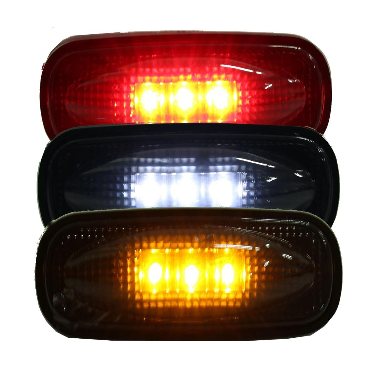hight resolution of 2019 for ford f350 f450 led for fender bed auto car led side marker turn signal lights lamps smoke lens from sara1688 19 09 dhgate com