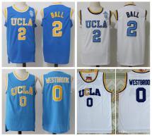 timeless design 8d3e4 0176e 2019 Ucla Bruins Jersey College Basketball Russell - Year of ...