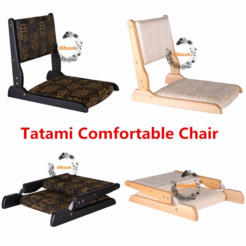 wood living room furniture small open kitchen ideas home smart wooden tatami folding chair retro oracle floor japanese comfortable chairs with back support canada 2019 from dibook