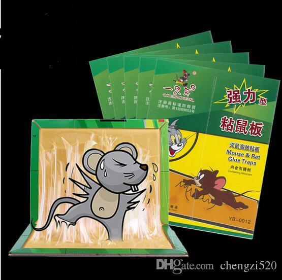 Discount Sticky Mice Board Mouse Stick Sticky Rat Plate
