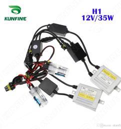 x3 canbus hid conversion xenon kit 12v 35w h1 xenon bulb car hid headlight with slim ac ballast for vehicle headlight upgrade kits headlight xenon from  [ 1000 x 1000 Pixel ]