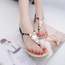 2017 Summer Women Sandals Latest Design Flat With