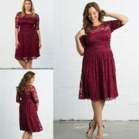 New Arrival Plus Size Short Mother Of The Bride Dresses ...