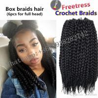 14inch Best Quality Box Braid Extensions Crotchet Braids