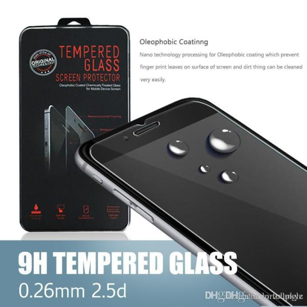 Iphone 7 Lg Aristo V3 Stylo 3 Tempered Glass Screen - Year